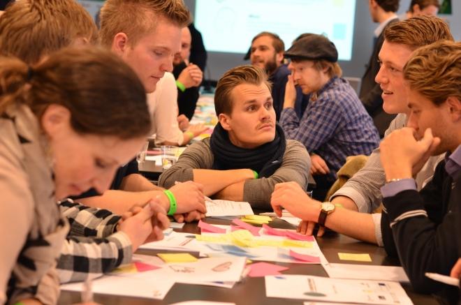 Hvad frister mest? Startup-miljøet eller det etablerede erhvervsliv?