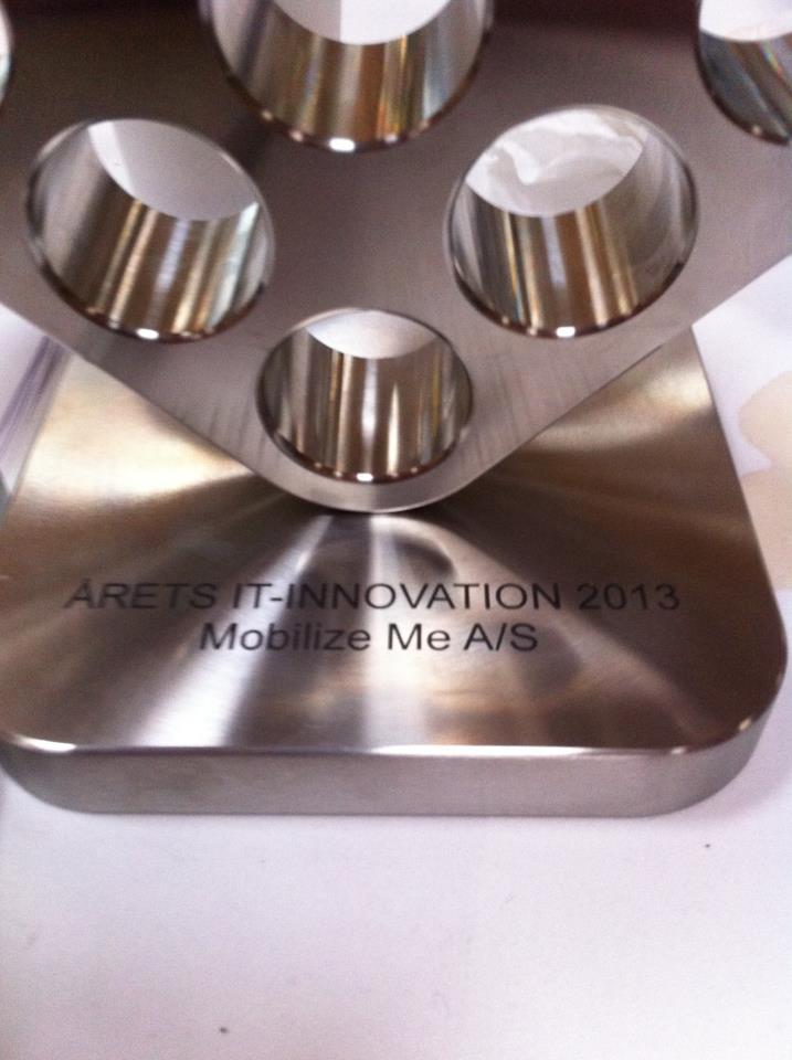 BioQL og Mobilize Me vandt årets IT-awards