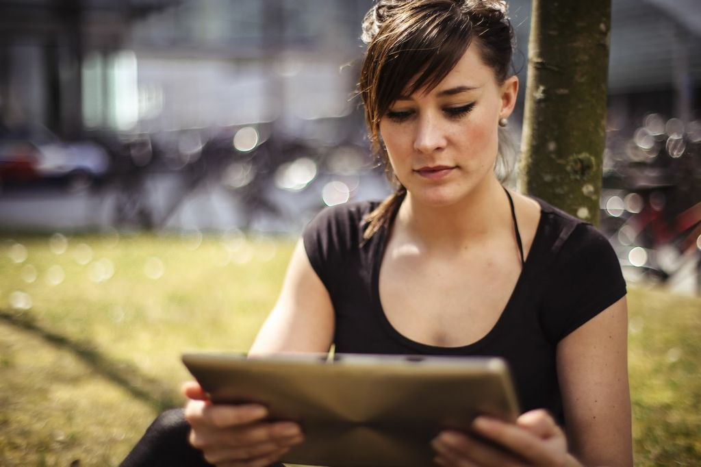 The Eye Tribe lancerede mobil øjenstyring til Android på DEMO Mobile 2013