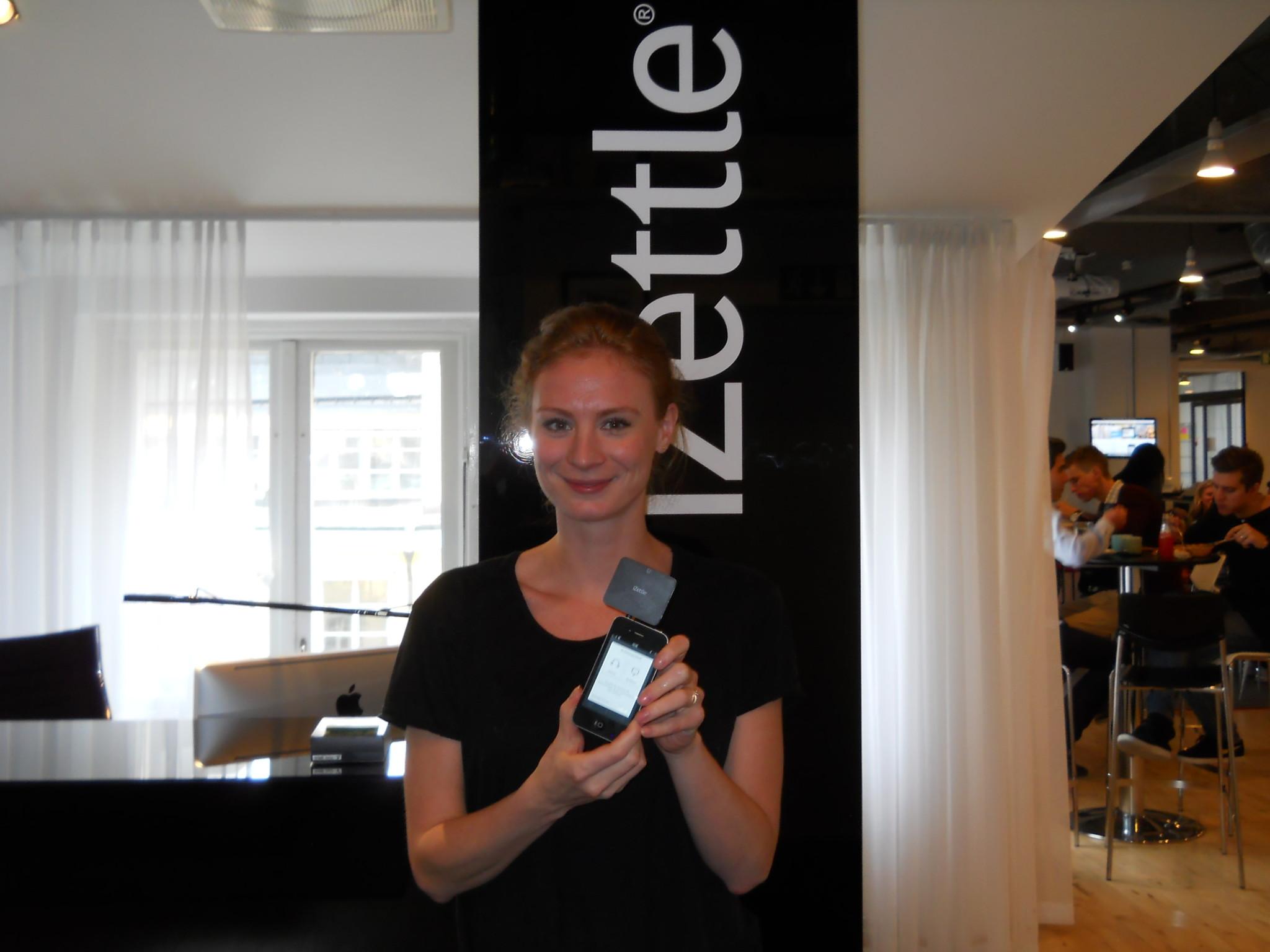 Trendsonline.dk i Stockholm #2 – Wilhelmina Douglas, iZettle