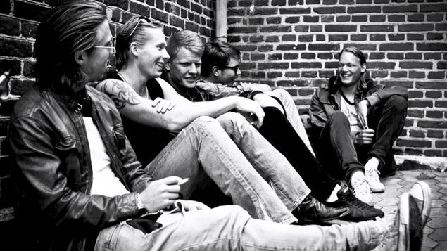 """Trendsonline.dk """"hus"""" band Blended Brew har brug for din støtte"""