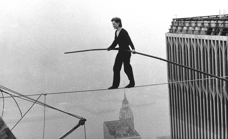 'Man on Wire' – en film alle iværksættere bør se