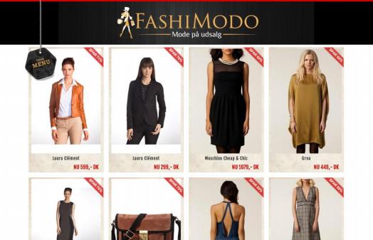 Nyt startup viser vejen til de bedste modefund på nettet