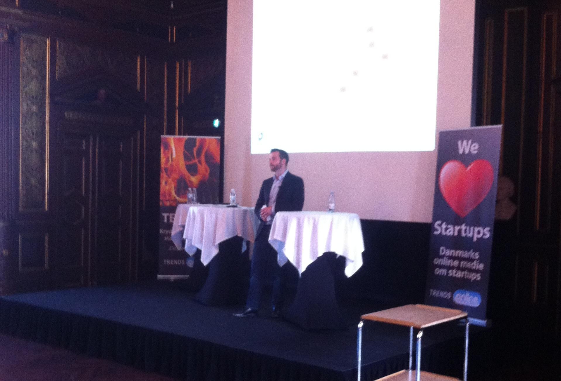 TECH BBQ: Minister vil i dialog med de danske iværksættere
