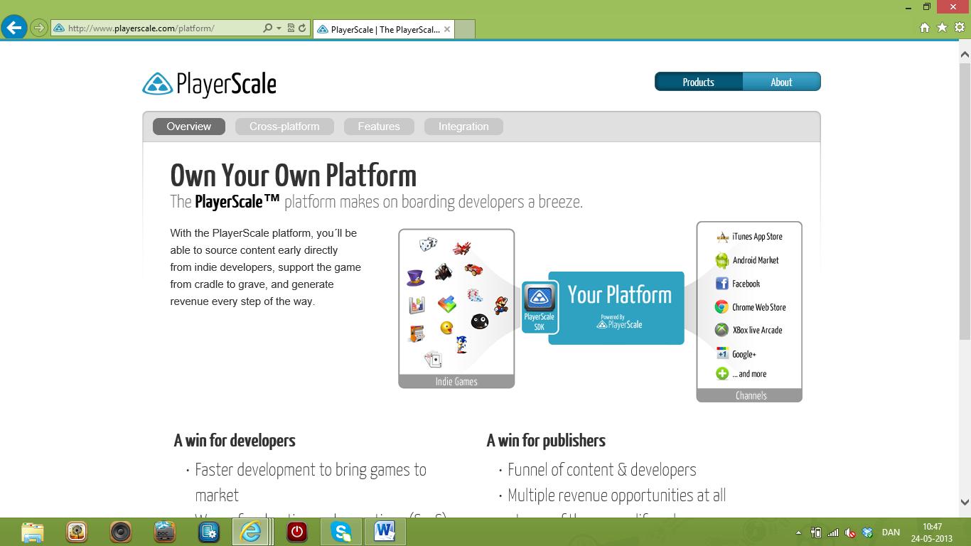 Breaking news: PlayerScale købt af Yahoo!