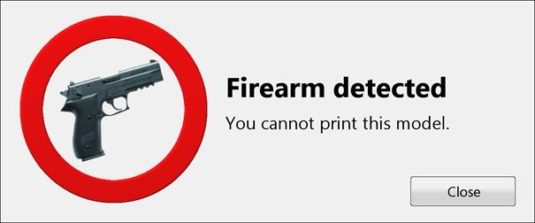 Dansk start-ups nye software forhindrer 3D-printning af skydevåben