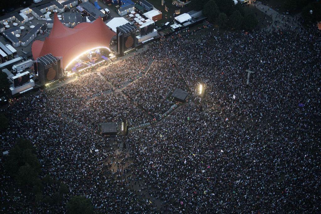 Roskilde Festival indgår flerårigt strategisk partnerskab med 23