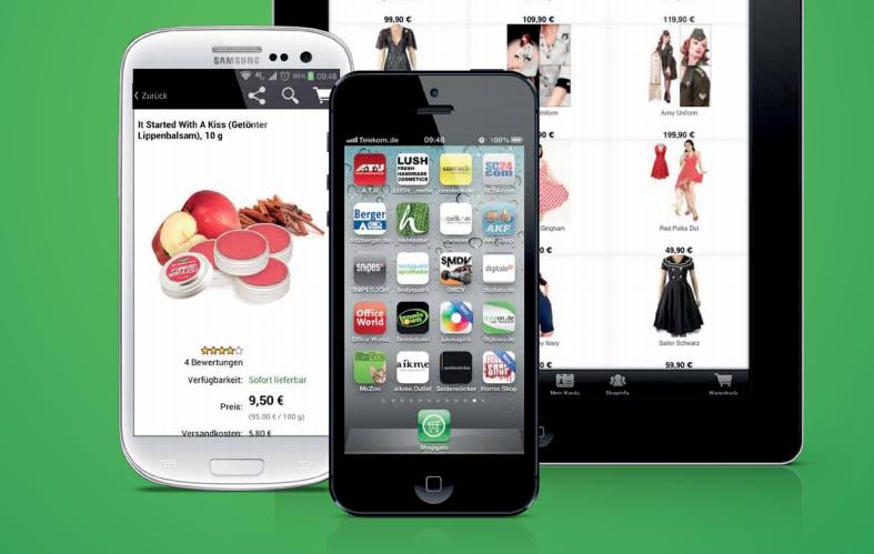 Northcap investerer i tyske Shopgate der stormer frem indenfor M-commerce