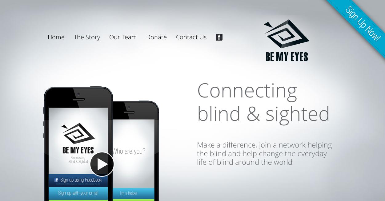 Velux fonden støtter blinde-app med 1,7 millioner kroner