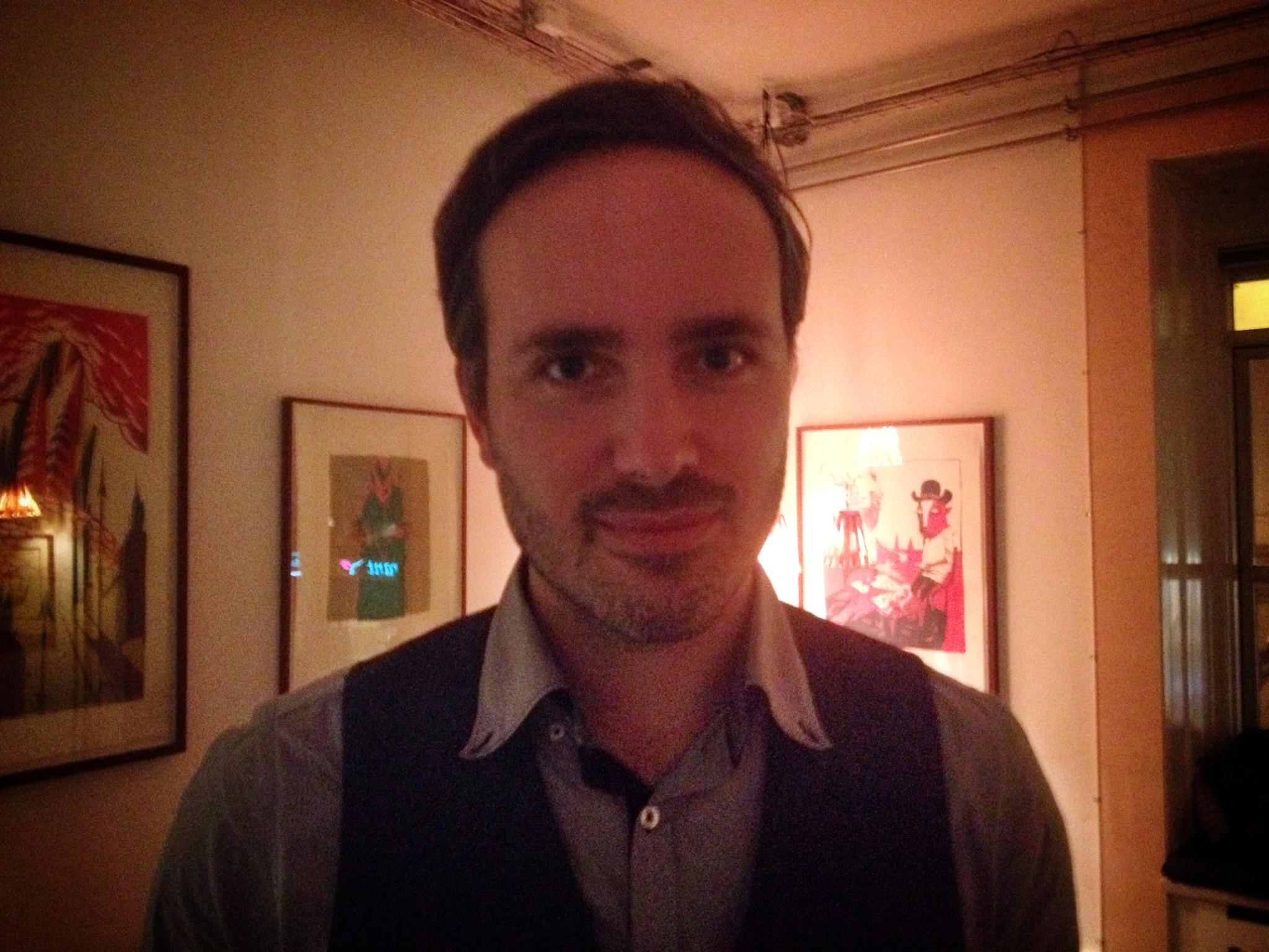 StartupNight#11 med Martin Ferro-Thomsen fra Conferize