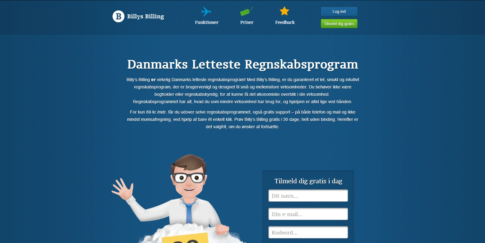 Billy's Billing stormer frem med version 2.0