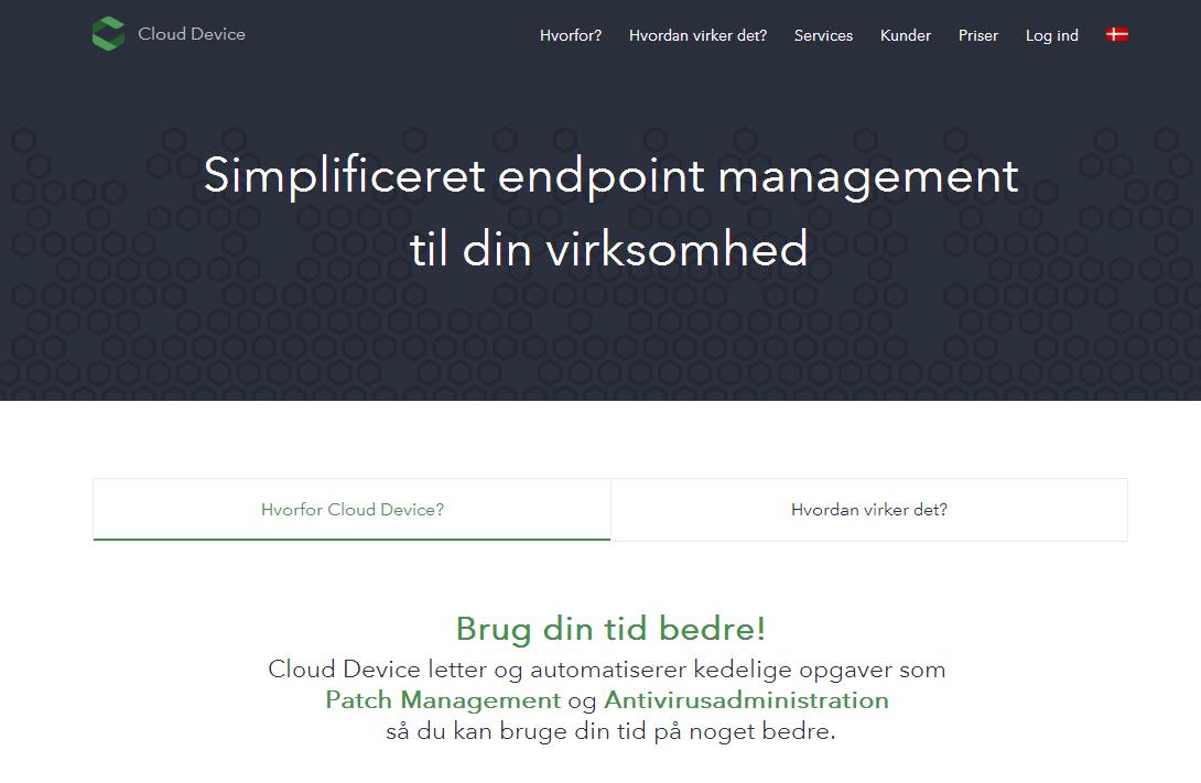 Frederik Braad fra Cloud Device vil bygge forretning