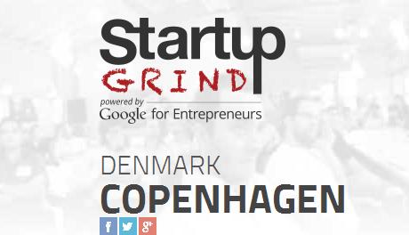 Startup Grind CPH har afholdt første event med Thomas Madsen-Mygdal