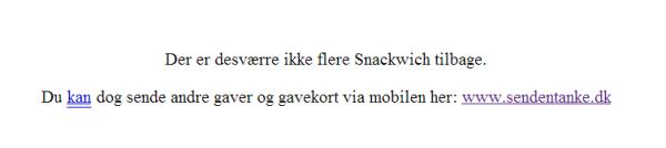 Sunset Boulevard Sandwich - sendentanke.dk