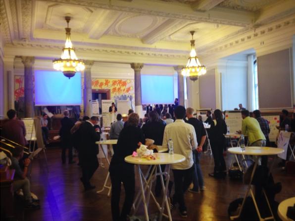 Startup Weekend Borgen blev afholdt med succes