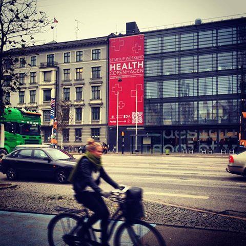 Startup Weekend Health Copenhagen skudt i gang på Dansk Design Center