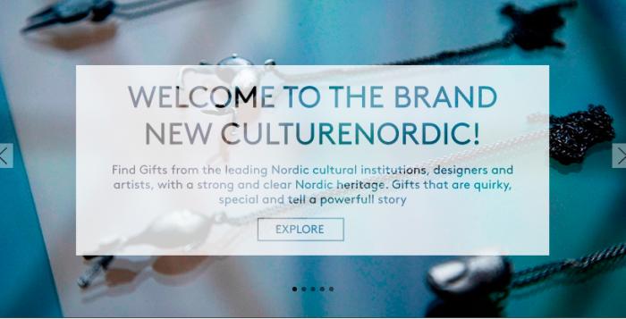 Ny visionær webshop giver norden én samlet profil