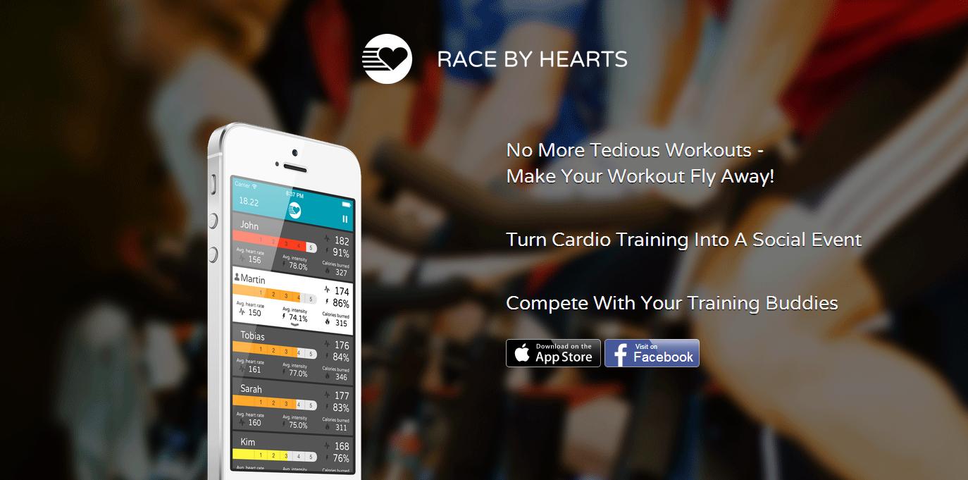 Smart app lader dig konkurrere med dine træningsmakkere