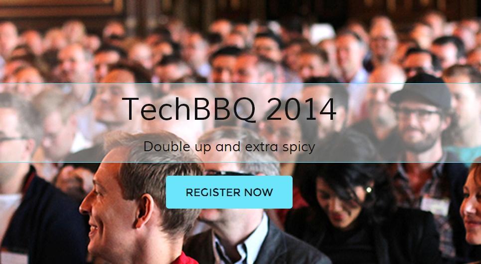 Tak for hjælpen og vi ses til TechBBQ '15