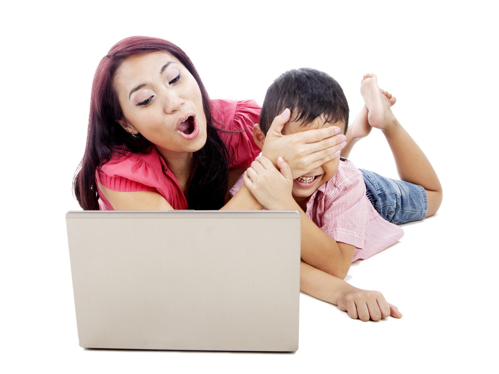 Beskyt dine mindreårige brugere mod online-pirater