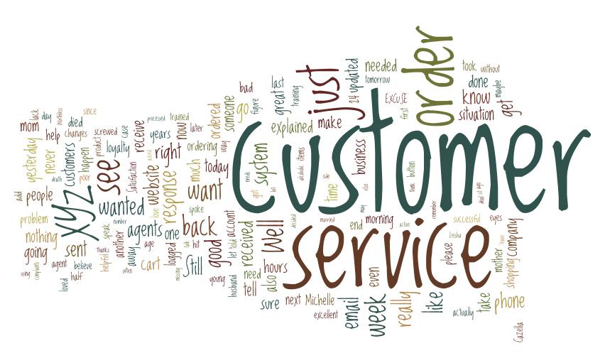 Kunderne søger råd og vejledning hos netbutikkerne.
