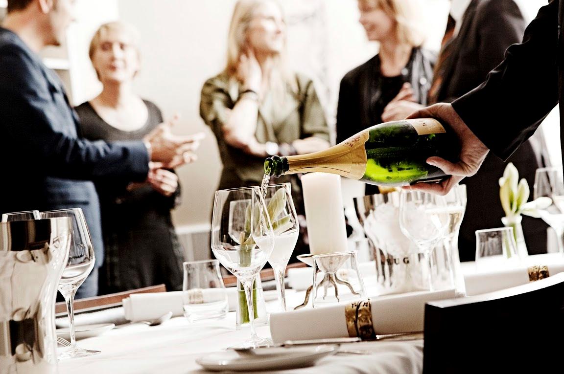 Startup Champagne: Succeser skal fejres med bobler
