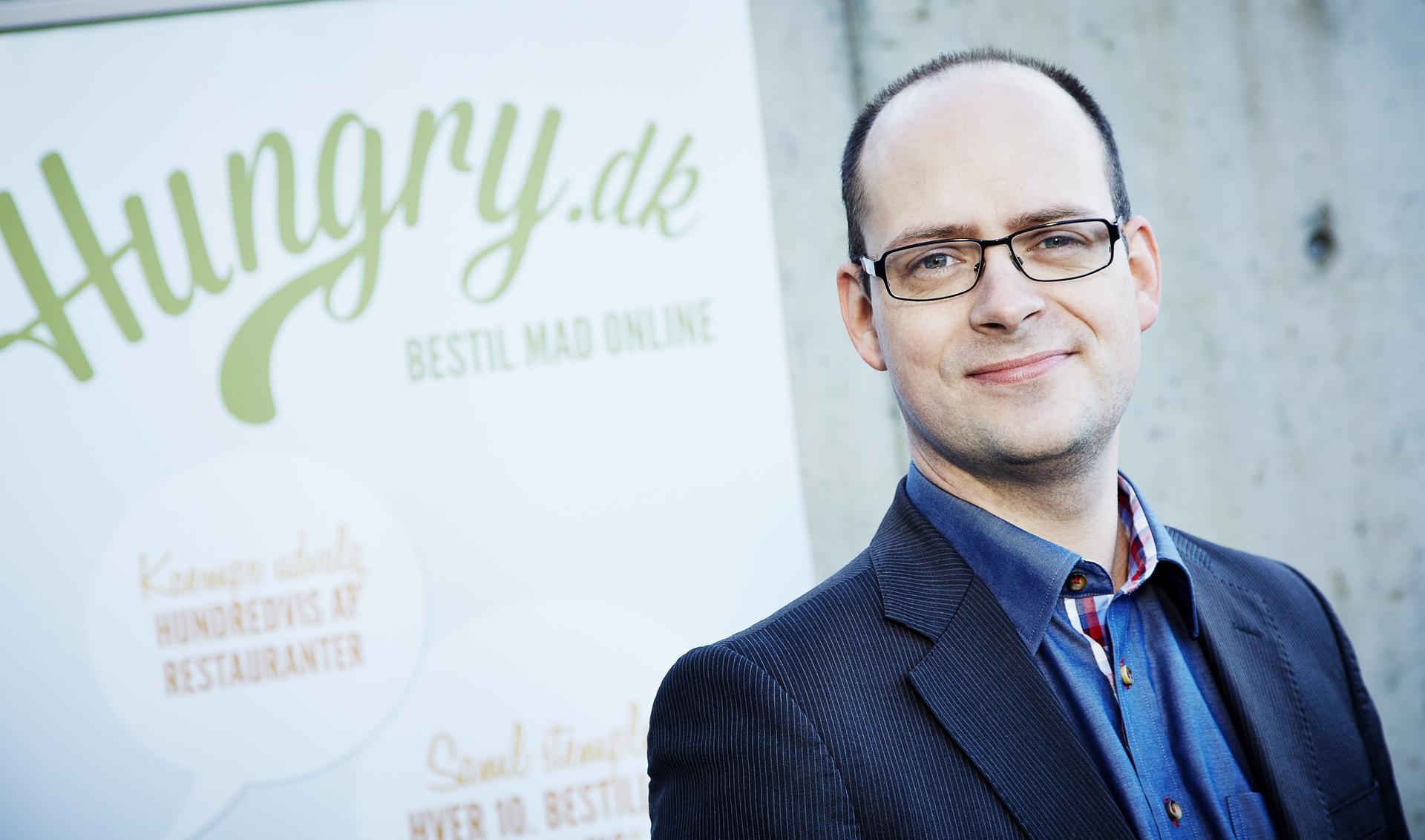 Hungry.dk indgår CSR-partnerskab med Udenfor