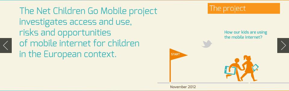 Internet-smarte børn kan håndtere risici på nettet.