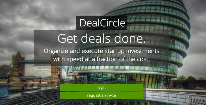 SEED Capital investerer sammen med en række angels i det nye startup DealCircle