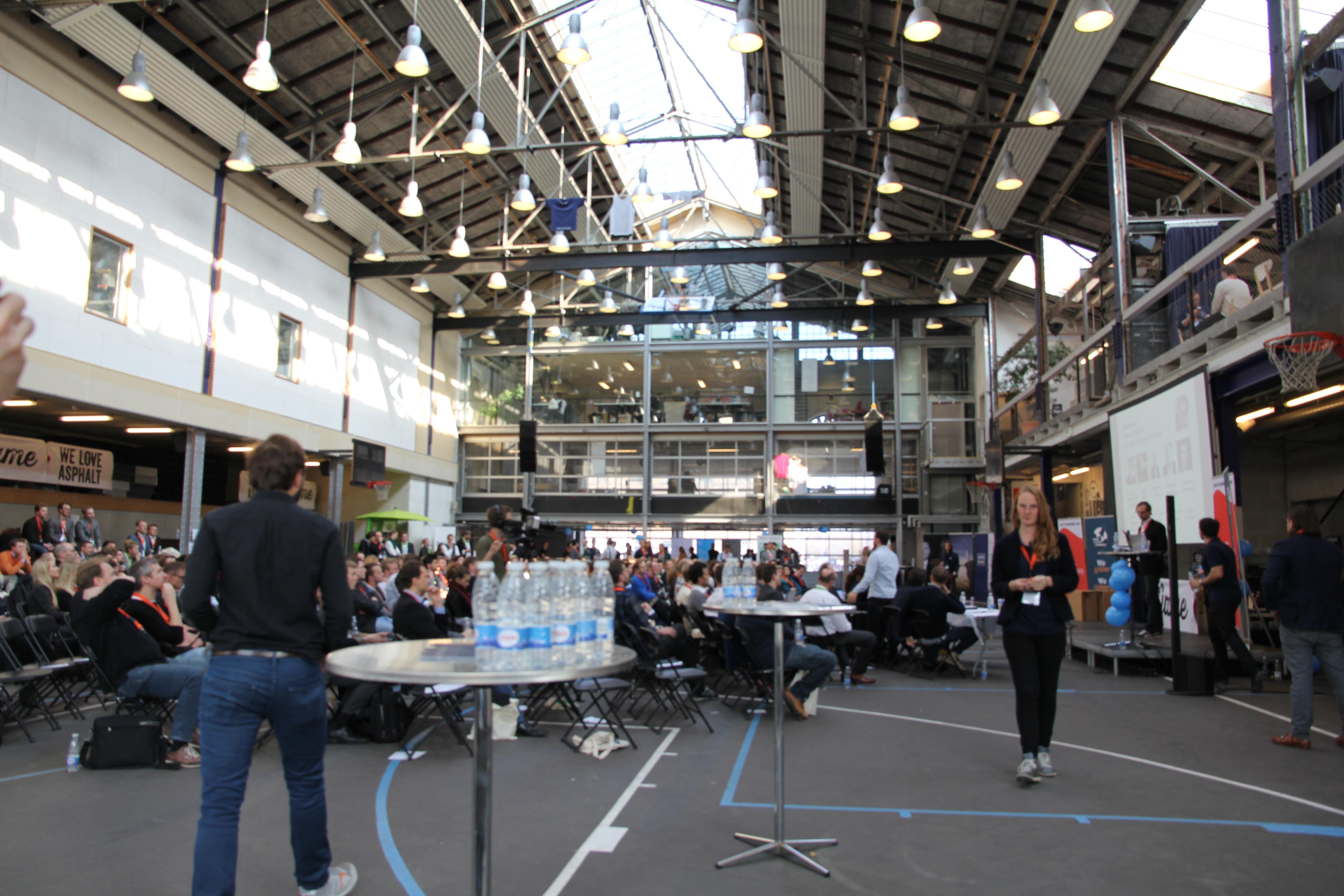 Et styrket Norden – Et ambitiøst Nordic Startup Conference 2014 afholdt