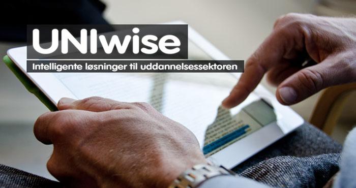 UNIwise skal digitalisere eksaminer på Danske Professionshøjskoler