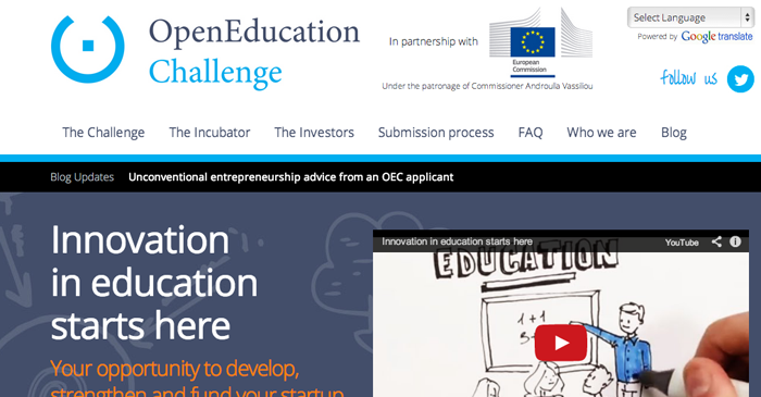 Open Education Challenge