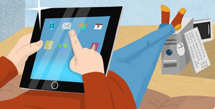 E-mail er hvad der driver mobilhandel