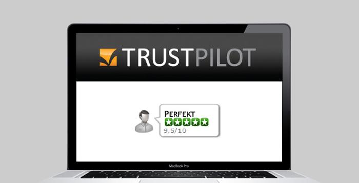Brug din TrustScore som KPI