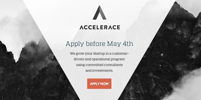 Søg Accelerace programmet inden 4. maj!