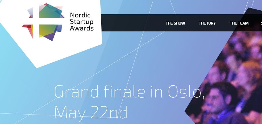 Nordic Startup Awards fejrer den nordiske iværksætterånd