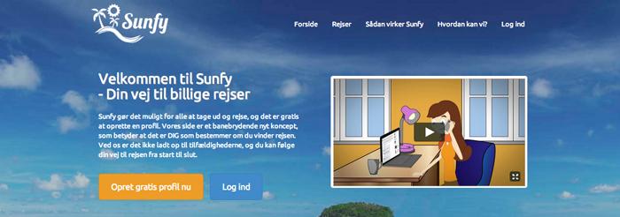 Teenage-iværksættere fra Aalborg bag ny online rejseportal