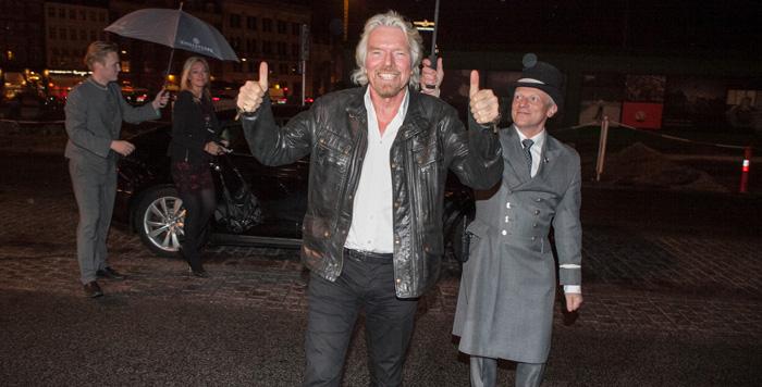 Branson, Business Angels og hardcore erfaringsudveksling
