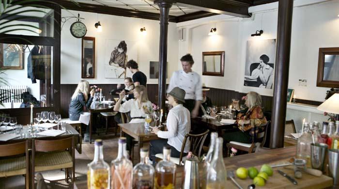 Restauranttjenesten Early Bird udvider med Aarhus