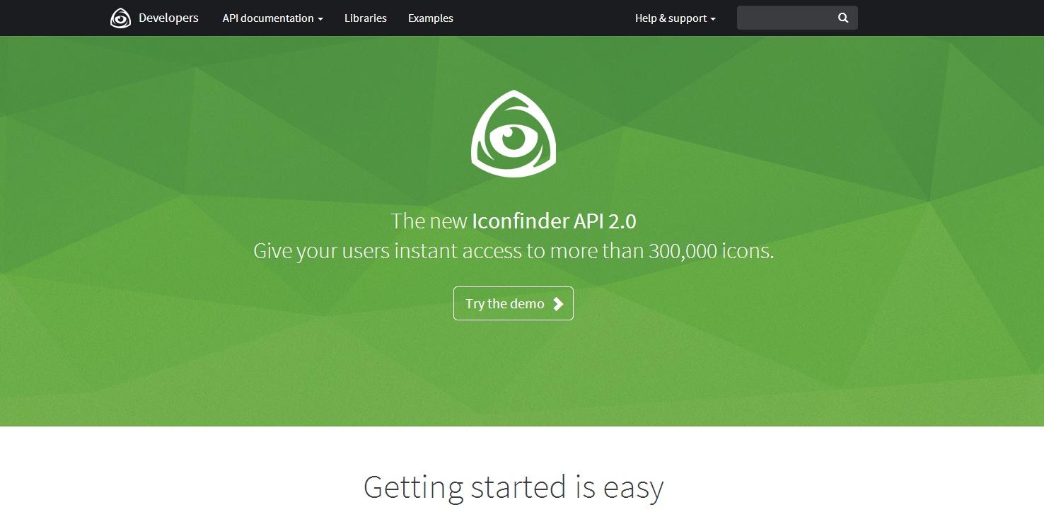 Iconfinder Developer åbner op for udviklere og strategiske partnerskaber