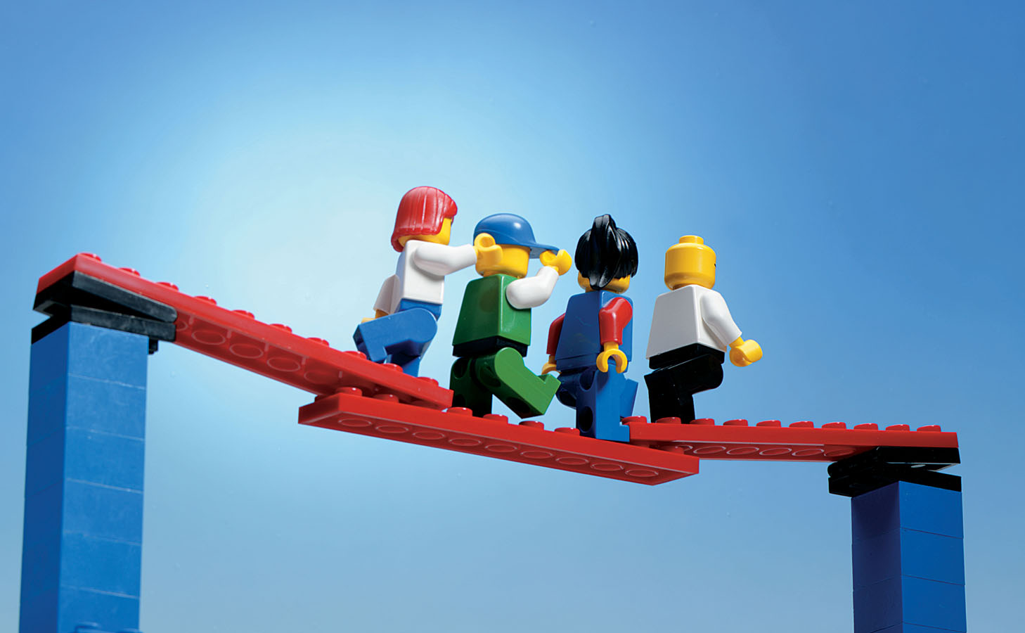 LEGO Serious Play For Founders: Professionel strategi-legeplads