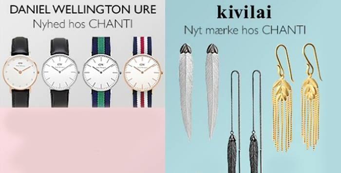 TOP 50: Chanti – Danmarks største smykkesite