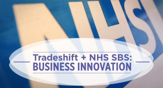 Tradeshift lukker aftale med hele den offentlige sundhedssektor i UK
