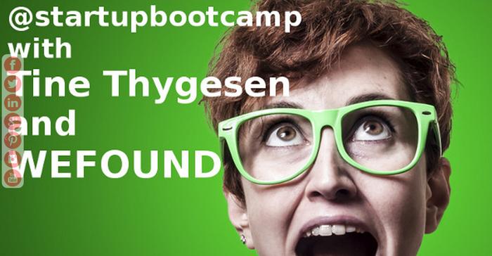 WEFOUND og Tine Thygesen sætter fokus på kvindelige iværksættere