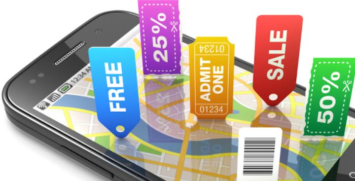 Location-based marketing er populært hos smartphone brugere