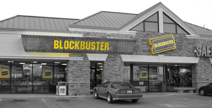 TDC Group overtager Blockbuster-navnet og fortsætter som digital filmbutik