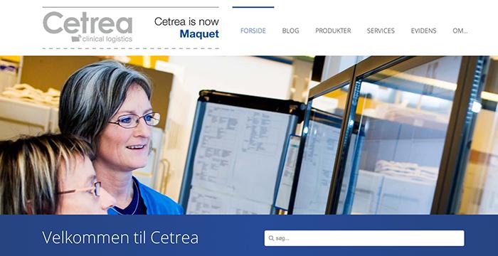 Danske medtech Cetrea købt for 89 millioner kroner
