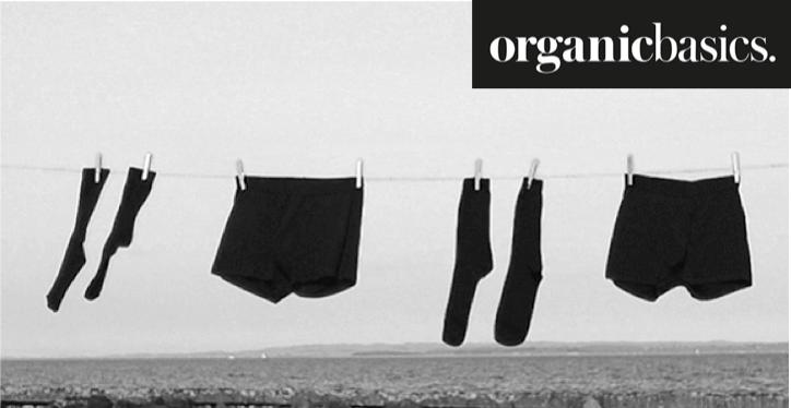 Organic Basics: Verdens bedste undertøj