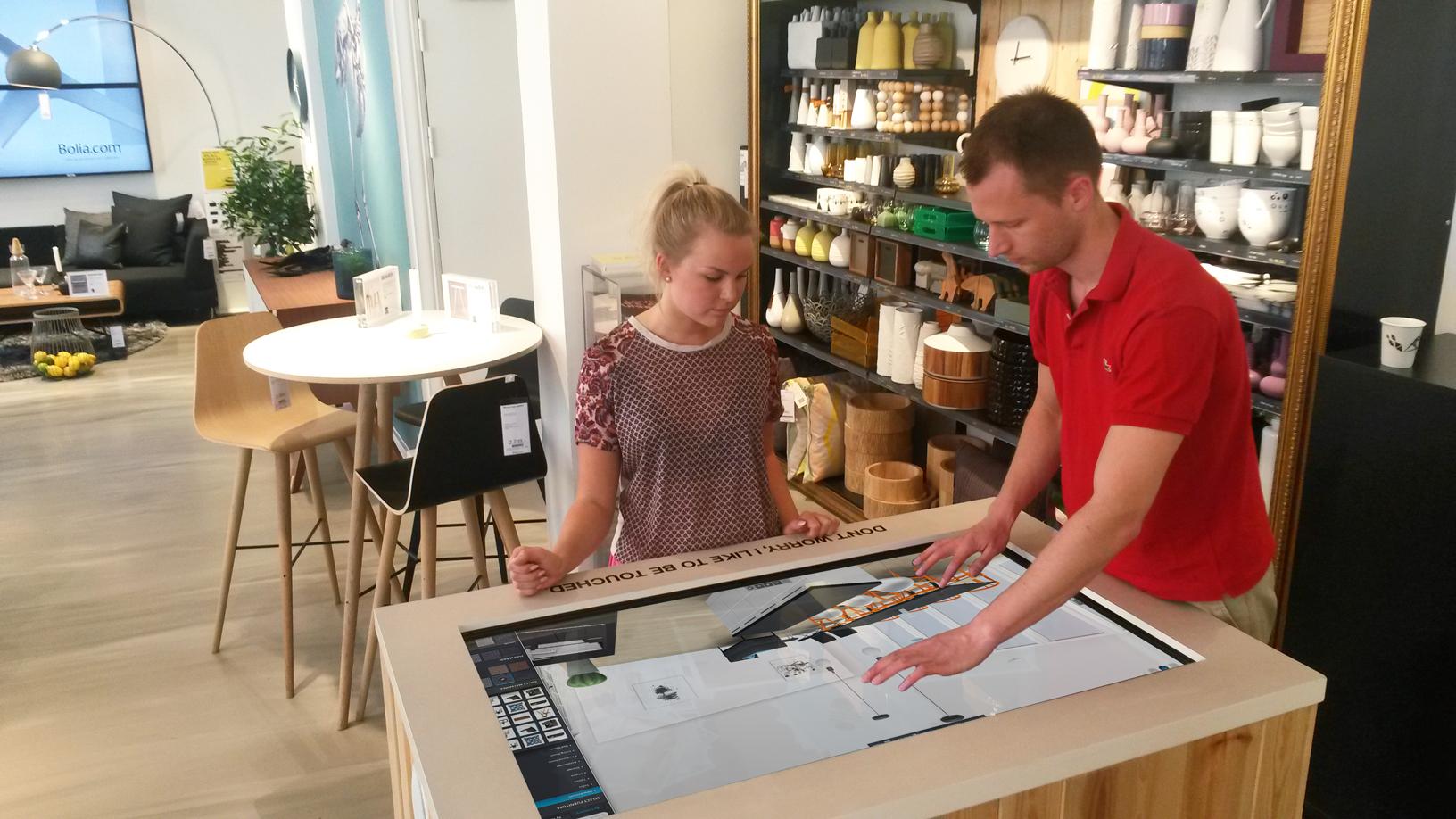 Den globale møbelindustri udfordres af dansk digital spiller