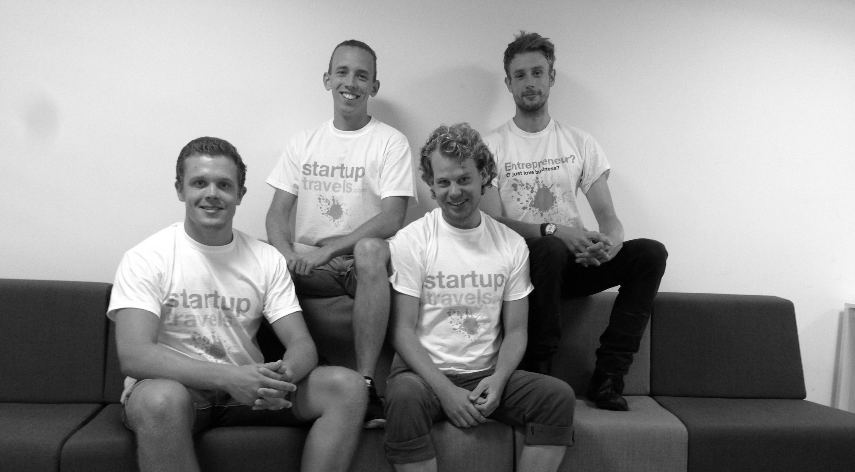 6700 iværksættere fra hele verden samlet på dansk platform